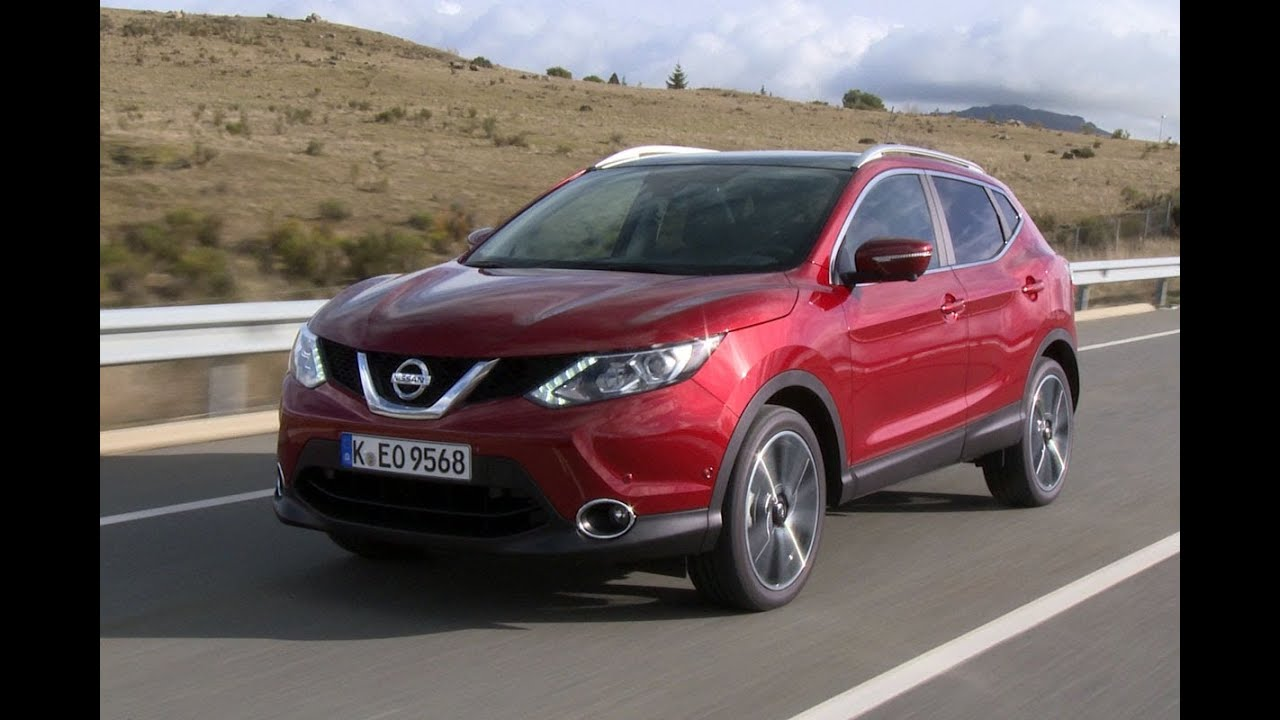 nissan qashqai 2014 road test english subtitles youtube. Black Bedroom Furniture Sets. Home Design Ideas