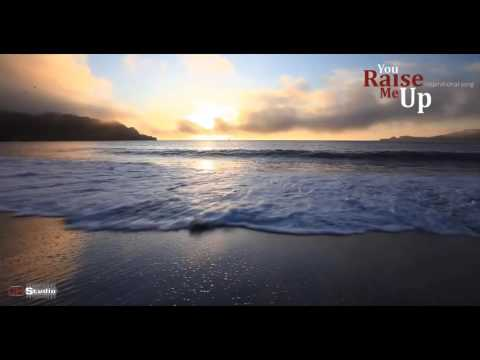 You Raise Me Up - Trombone Solo (Full HD Ocean Sunset And Relaxing Music)