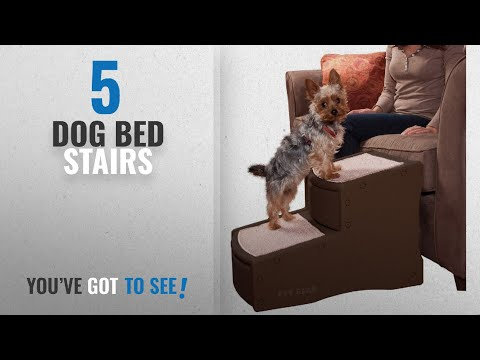 Top 5 Dog Bed Stairs [2018 Best Sellers]: Pet Gear Easy Step II Pet Stairs, 2-step/for cats and dogs
