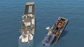 北朝鮮艦艇沈没 死者30人