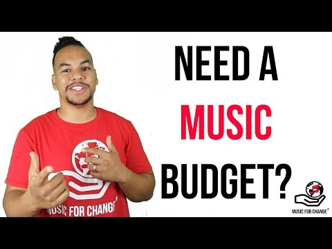 #1 Strategy To Get A Music Budget! Works Every Time!