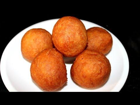 How to Make Mysore Bonda || Bajji in Telugu (మైసూరు బోండా/బజ్జీ చేయడం ఎలా)?