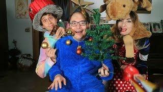 VIDEO ASSURDO di Buon Natale e Buone Feste