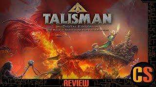 TALISMAN: DIGITAL EDITION - PS4 REVIEW