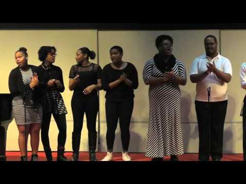 Randoph-Macon College: Ujima Gospel Choir - MLK Celebration 2016
