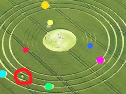 Avebury Manor Crop Circle- 2012 and Nibiru: Part 1