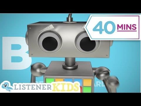 40 Mins Of Kids Music And Videos! Jesus Loves Me, This Little Light...