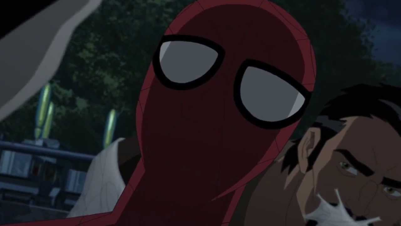 The Most Serious Moment In Ultimate Spider-Man