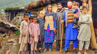 Kashmiri Bakarwal's Hospitality| Nomadic Food Vlog|