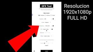 GFX Tool: PUBG MOBILE v0.5 - HDR 1080p60 - NVIDIA SHIELD ANDROID TV