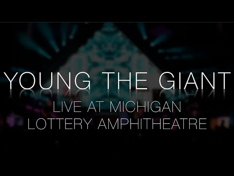 Young The Giant LIVE At Michigan Lottery Amphitheatre [Song Markers In Description] 08.03.17