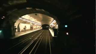 Ligne 7 du métro de Paris : La Courneuve-8 Mai 1945 - Stalingrad (Première partie) |HD]