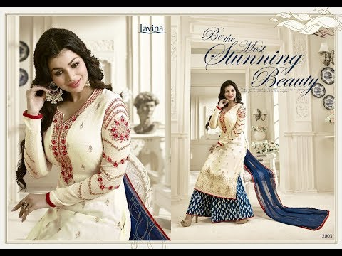 Latest Indian dresses collections 2017 || Ayesha Takia Salwar Kamiz || LAVINA VOL 12
