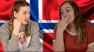 Norwegians React to K-pop
