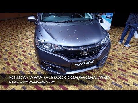 Evo Malaysia com | 2017 New Honda Jazz Facelift Walk Around Review