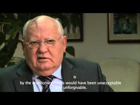 Mikhail Gorbachev Reflects on Reykjavik & Status of Nuclear Weapons Today