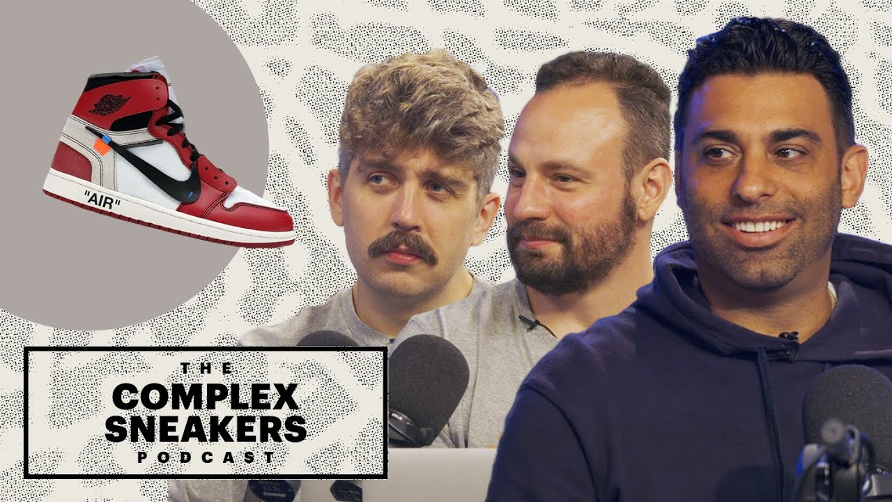 Download Off-White x Nike: The Best, the Worst, and the Rest | The Complex Sneakers Podcast