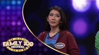 Bisakah Fithri merebut poin tim Rok N Roll? - PART 2 - Family 100 Indonesia 2019