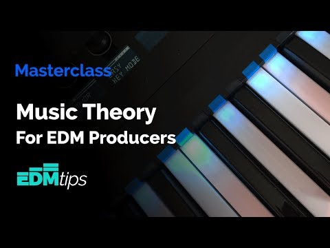 EDM Tips - Music Theory For EDM Producers [ Course ]