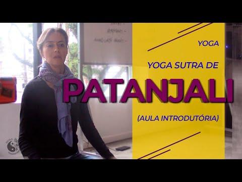 Yoga Sutra de Patanjali (aula introdutória) - Juliana Araújo (Krishna Priyah)