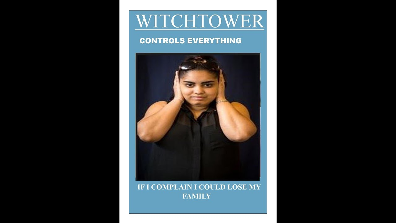 What Jehovah's Witnesses cannot face