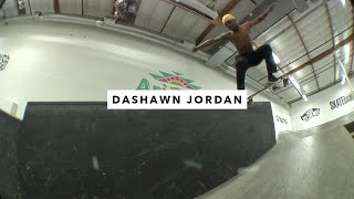 TWS Park: Dashawn Jordan | TransWorld SKATEboarding