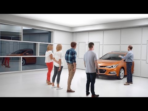 """If """"Real People"""" Commercials Were Real Life - CHEVY Hatch"""