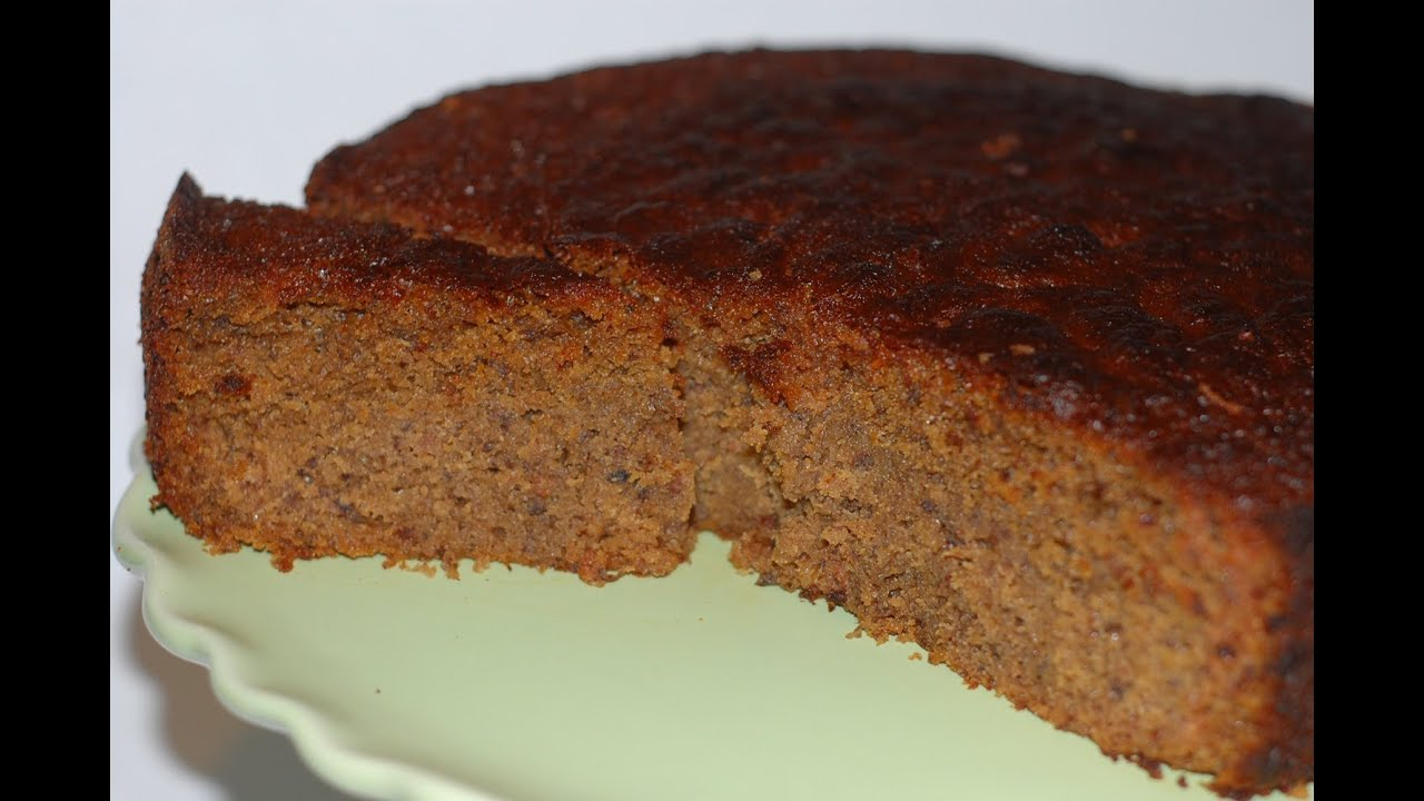 How To Make Black Rum Cake