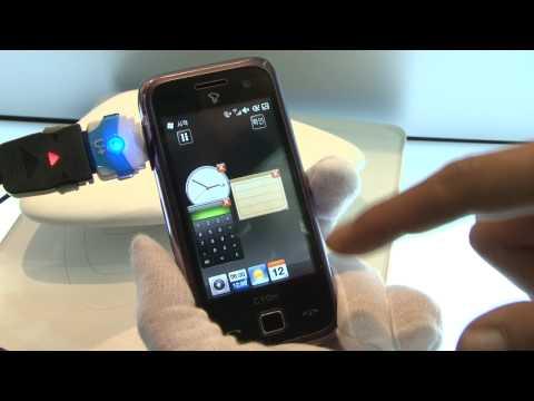 [eNuri.com] LG Smart Phone LU2100