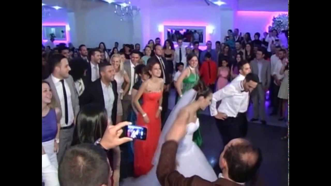Meral  Murat Wedding Flashmob HD YouTube