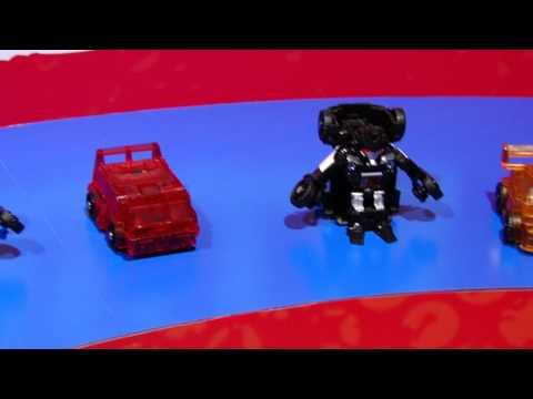 Transformers Bot Shots - Toy Fair 2012