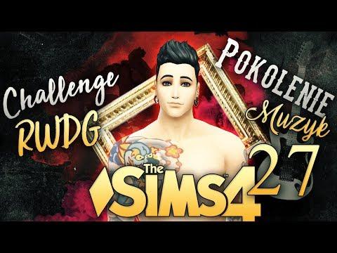 Billie Joe gorąca 30 dorosłego sima - ?? MUZYK ? ? - The Sims 4 Challenge RWDG #27 thumbnail