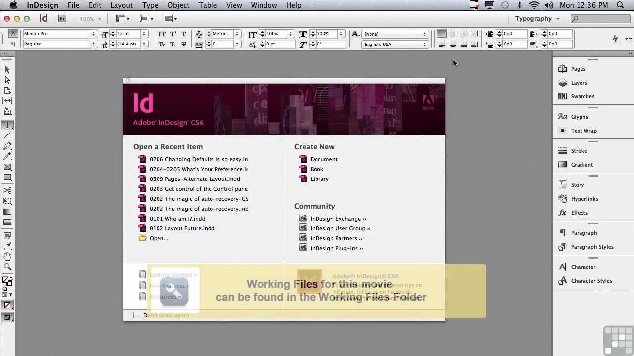how to add video to indesign