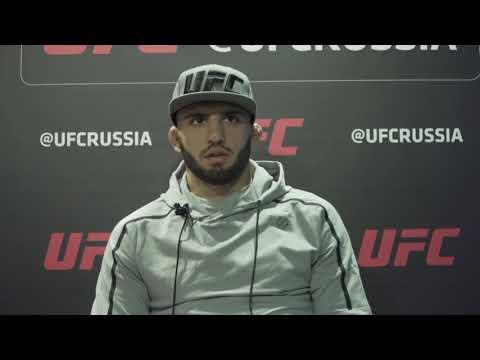 "UFC Санкт-Петербург. Арман Царукян: ""Моя борьба минимум не хуже чем у Ислама"""