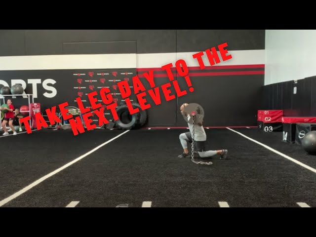ABT- Athletic Based Training: Dynamic Lower Body Training Program | Explosive Power | Football