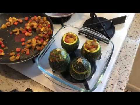 courgettes-farcies-aux-légumes---recette-diététique