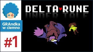 Delta Rune PL #1 | Undertale 2? Survey Program? :o