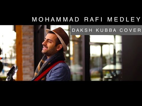 Mohammed Rafi Medley | Daksh Kubba Cover | Acoustic Wednesday