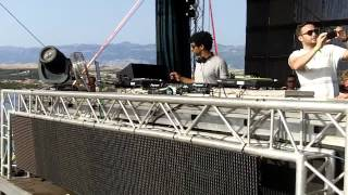 Jamie Jones @ Hideout Festival 2012 - 30/06/2012 / ROMAINTHECLUB.com