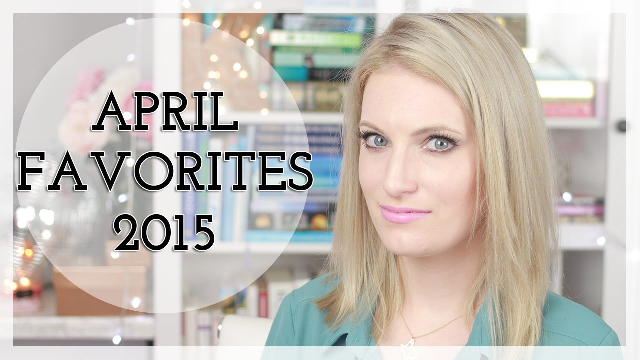 Top 12 NEW Beauty and Fashion Favorites for April 2015   Pretty Shiny Sparkly