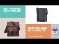 Best Wallets By Contacts Our Favorites Men's Wallets