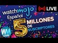 WatchMojo Español -YouTube Live