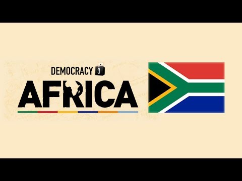 South Africa - Let's Play Democracy 3 : Africa