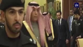 جلالة الملك يجري مباحثات مع خادم الحرمين الشريفين بشأن التطورات في المنطقة - (12-12-2017)