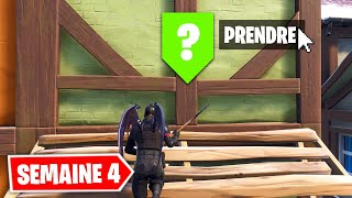 PALIER BONUS WEEK 4 SAISON 7 !!! WEEK 4 FORTNITE BATTLE ROYALE!😱