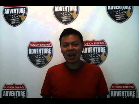 Mark Chuakay's Ford Fusion Energi Adventure Video Submission