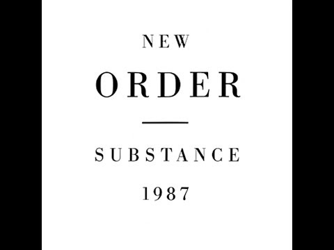 New Order  Substance 1987 Disc One