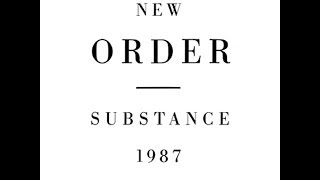 Download New Order - Substance 1987 (Disc One) MP3 song and Music Video