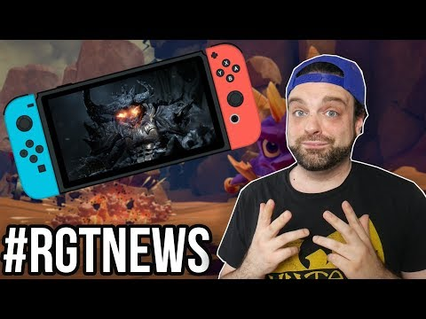 Unreal Engine Nintendo Switch Games Get HUGE Boost! | #RGTNEWS