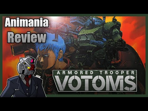 Animania: Armored Trooper Votoms (1983) Review